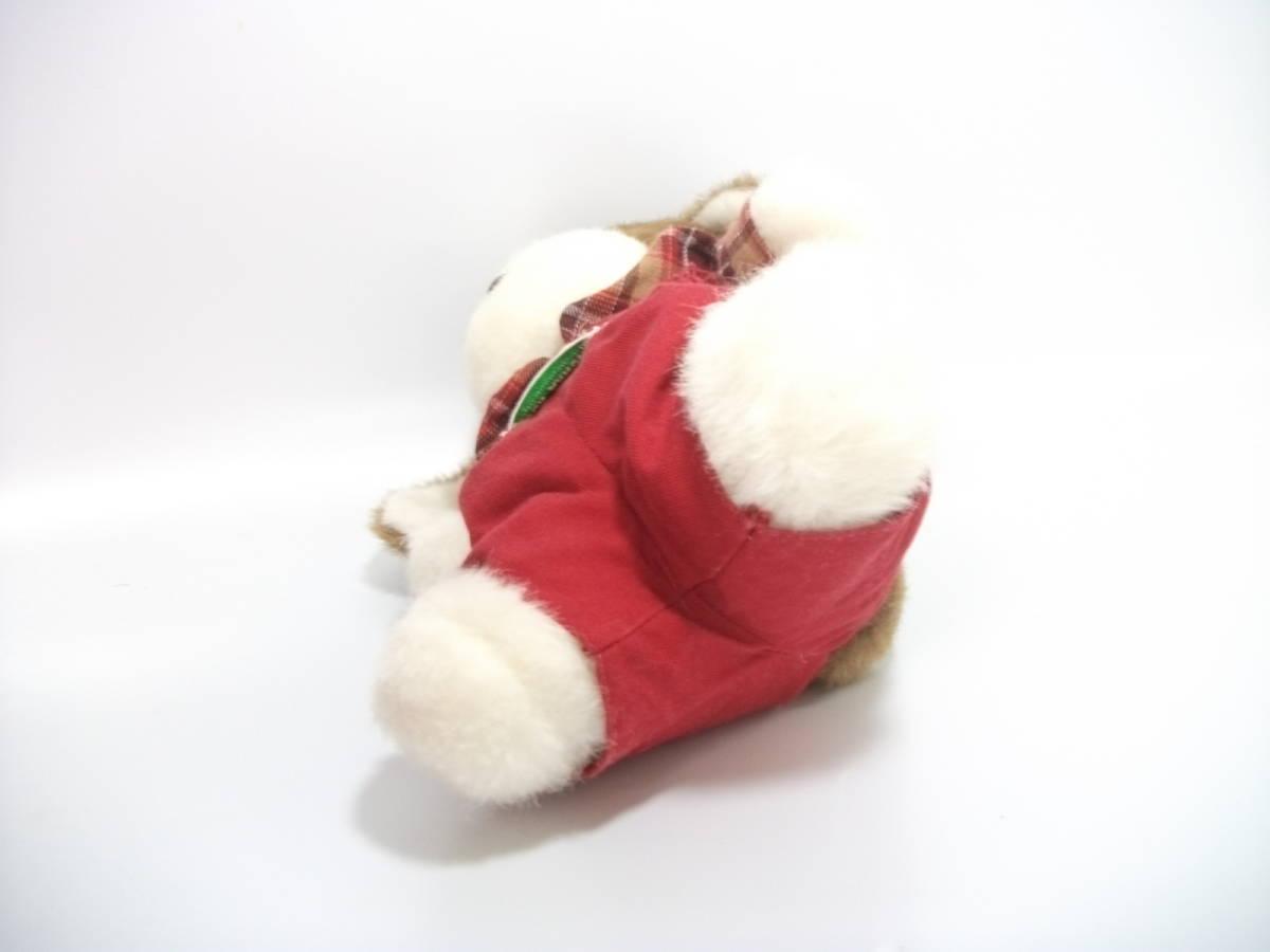 ☆昭和レトロ☆サンアロー 犬のサンディ イヌ いぬ ぬいぐるみ ファンシー レトロ 当時物_画像10