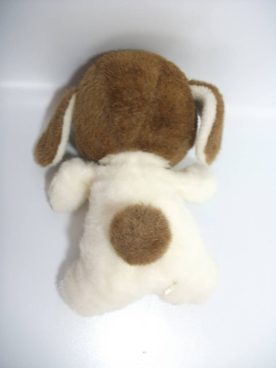 ☆昭和レトロ☆サンアロー 犬のサンディ イヌ いぬ ぬいぐるみ ファンシー レトロ 当時物_画像5
