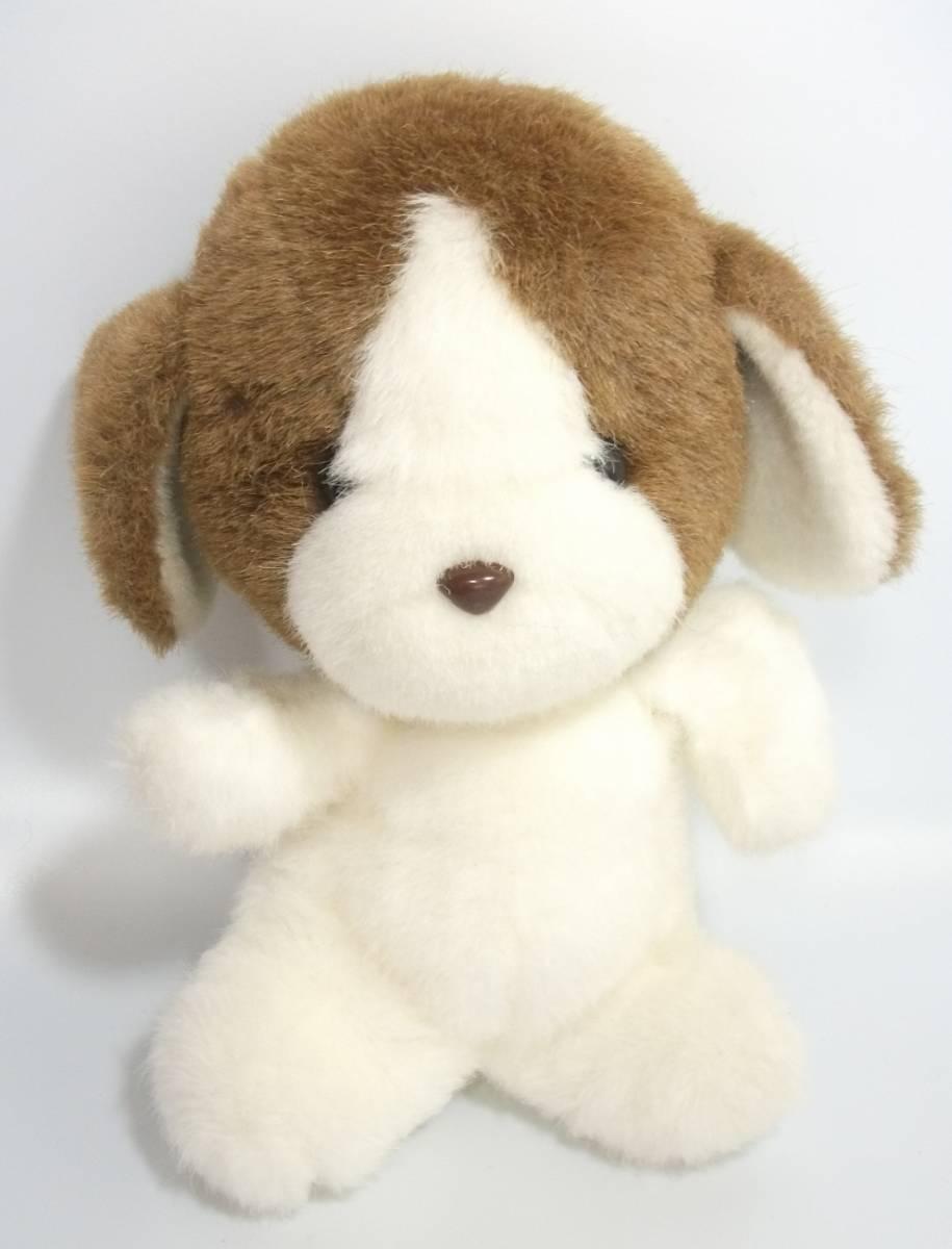 ☆昭和レトロ☆サンアロー 犬のサンディ イヌ いぬ ぬいぐるみ ファンシー レトロ 当時物_画像4