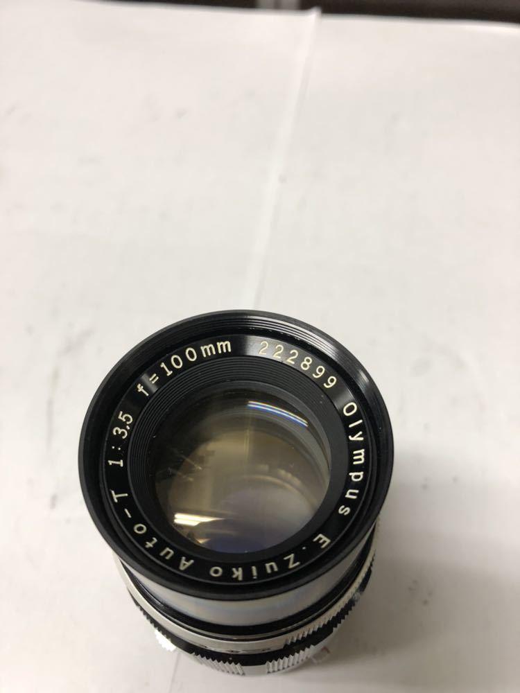 OLYMPUS オリンパス PEN-FT レンズ付_画像9