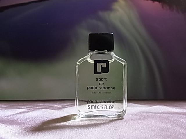 Mini perfume * Pako Rabanne * sport do Pako Rabanne *p-1: Real Yahoo