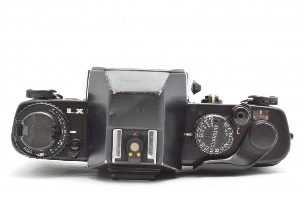 ◆ PENTAX ペンタックス LX + smc PENTAX-M 50mm F1.4 フィルムカメラ 標準単焦点レンズ セット MF一眼レフ 送料無料_画像4