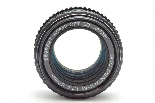 ◆ PENTAX ペンタックス LX + smc PENTAX-M 50mm F1.4 フィルムカメラ 標準単焦点レンズ セット MF一眼レフ 送料無料_画像8