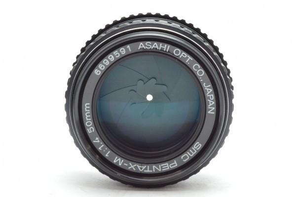 ◆ PENTAX ペンタックス LX + smc PENTAX-M 50mm F1.4 フィルムカメラ 標準単焦点レンズ セット MF一眼レフ 送料無料_画像10