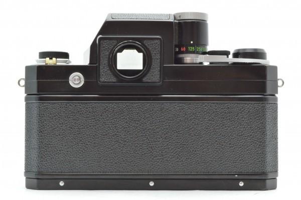◆ Nikon ニコン F フォトミック FTn 729万台 ブラック + 非AI NIKKOR-H Auto 50mm F2 フィルムカメラ レンズ セット 送料無料_画像2