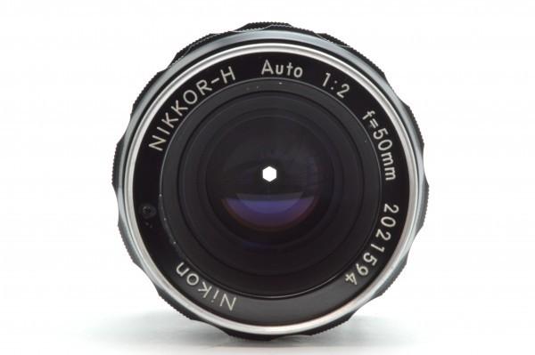 ◆ Nikon ニコン F フォトミック FTn 729万台 ブラック + 非AI NIKKOR-H Auto 50mm F2 フィルムカメラ レンズ セット 送料無料_画像10