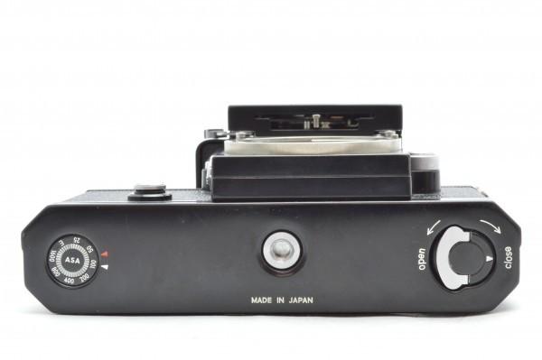 ◆ Nikon ニコン F フォトミック FTn 729万台 ブラック + 非AI NIKKOR-H Auto 50mm F2 フィルムカメラ レンズ セット 送料無料_画像5