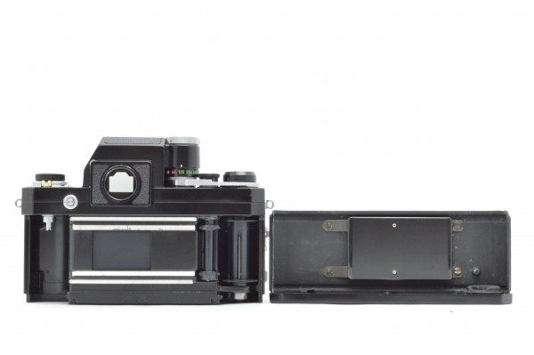 ◆ Nikon ニコン F フォトミック FTn 729万台 ブラック + 非AI NIKKOR-H Auto 50mm F2 フィルムカメラ レンズ セット 送料無料_画像3