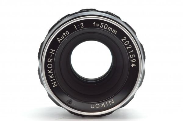 ◆ Nikon ニコン F フォトミック FTn 729万台 ブラック + 非AI NIKKOR-H Auto 50mm F2 フィルムカメラ レンズ セット 送料無料_画像8