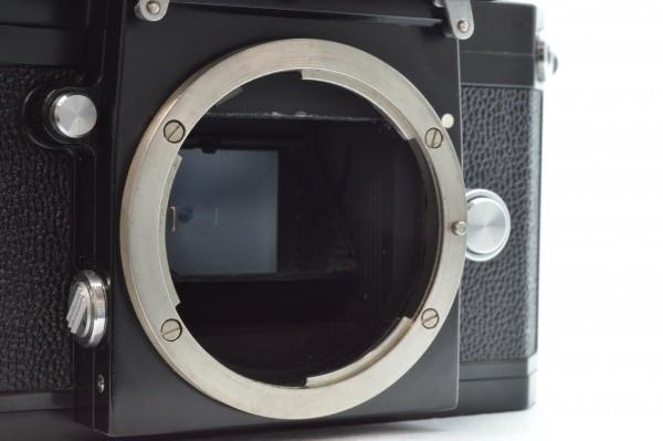 ◆ Nikon ニコン F フォトミック FTn 729万台 ブラック + 非AI NIKKOR-H Auto 50mm F2 フィルムカメラ レンズ セット 送料無料_画像6