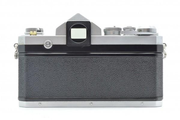 ◆ Nikon ニコン F アイレベル 726万台 + 非AI NIKKOR-S Auto 50mm F1.4 + 135mm F2.8 フィルムカメラ 標準単焦点 中望遠単焦点 送料無料_画像3