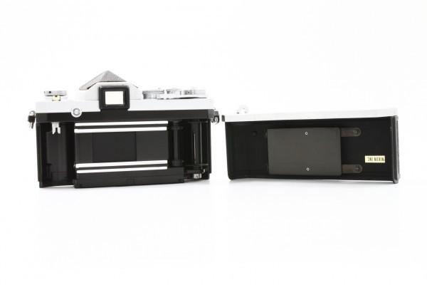 Nikon ニコン F アイレベル 699万台 + NIKKOR-S Auto 50mm F1.4 フィルムカメラ 標準単焦点 レンズ 送料無料_画像8