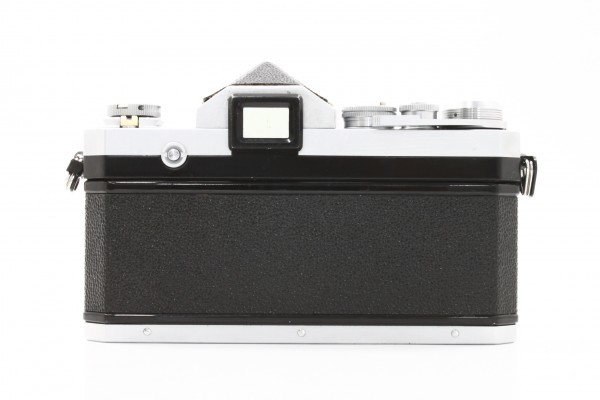 Nikon ニコン F アイレベル 699万台 + NIKKOR-S Auto 50mm F1.4 フィルムカメラ 標準単焦点 レンズ 送料無料_画像5