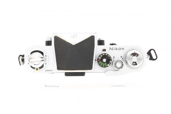 Nikon ニコン F アイレベル 699万台 + NIKKOR-S Auto 50mm F1.4 フィルムカメラ 標準単焦点 レンズ 送料無料_画像6