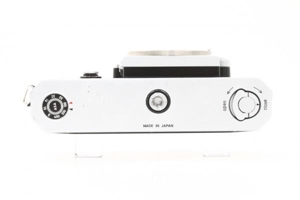 Nikon ニコン F アイレベル 699万台 + NIKKOR-S Auto 50mm F1.4 フィルムカメラ 標準単焦点 レンズ 送料無料_画像7