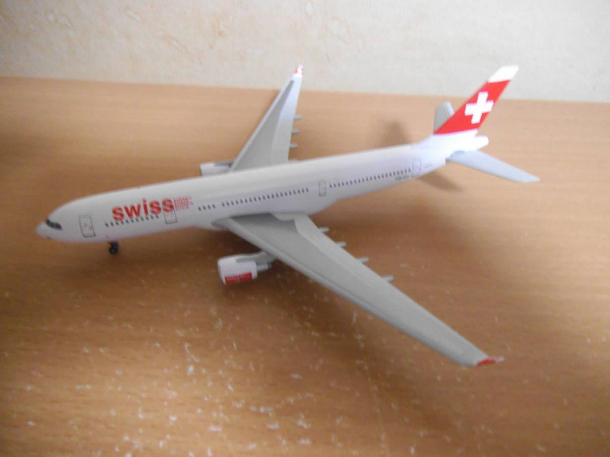 1/400 ツカノライン スイス国際航空 A330-200