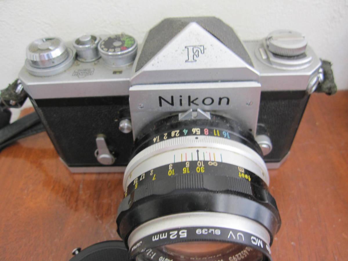 ニコンF + NIKKOR-S Auto 1:1.4 f=50mm_画像3