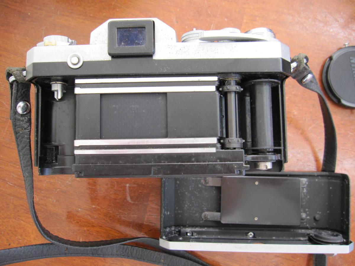 ニコンF + NIKKOR-S Auto 1:1.4 f=50mm_画像7
