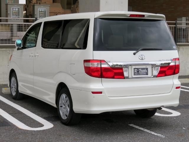 「即決!アルファード 3.0 MX Lエディション 4WD ワンオーナー 電動スライドドア Bカメラ ナビ ETC」の画像2