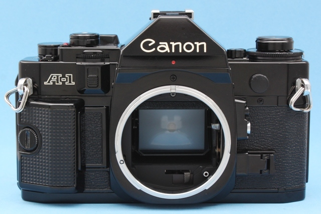 作動確認済み Canon A-1 FD 50mm 1.4 SSC シャッター・露出計OK 純正付属品多数 詳細は説明参照 ジャンクで_画像7