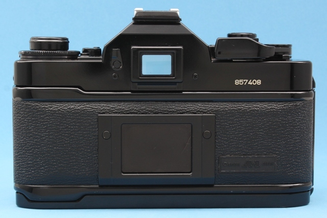 作動確認済み Canon A-1 FD 50mm 1.4 SSC シャッター・露出計OK 純正付属品多数 詳細は説明参照 ジャンクで_画像8