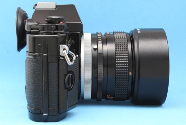 作動確認済み Canon A-1 FD 50mm 1.4 SSC シャッター・露出計OK 純正付属品多数 詳細は説明参照 ジャンクで_画像4