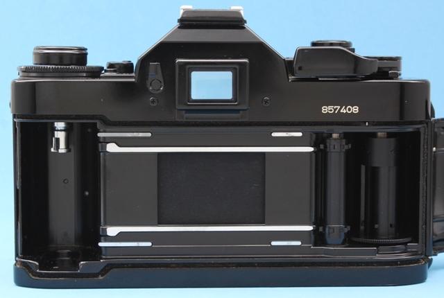 作動確認済み Canon A-1 FD 50mm 1.4 SSC シャッター・露出計OK 純正付属品多数 詳細は説明参照 ジャンクで_画像9