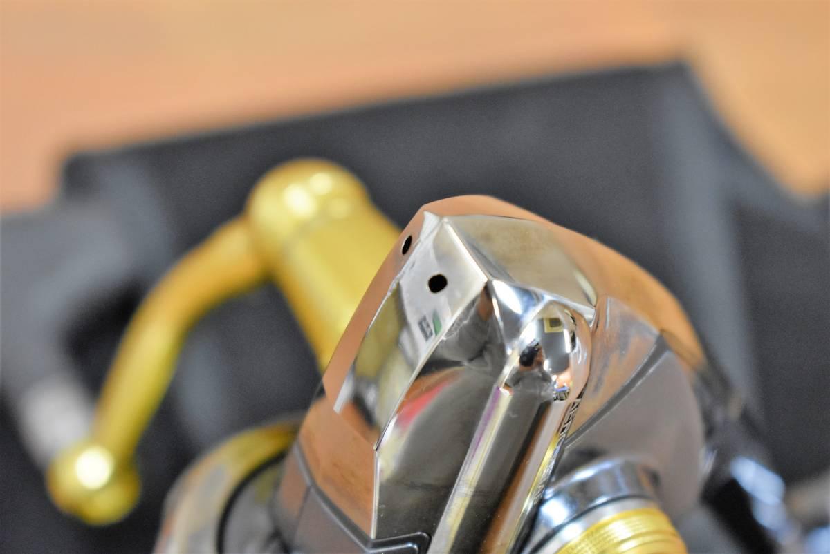 【即決品☆良好品】シマノ 10 ステラ 4000XG SHIMANO STELLA スピニングリール 検)ツインパワー ヴァンキッシュ バイオマスター_画像8