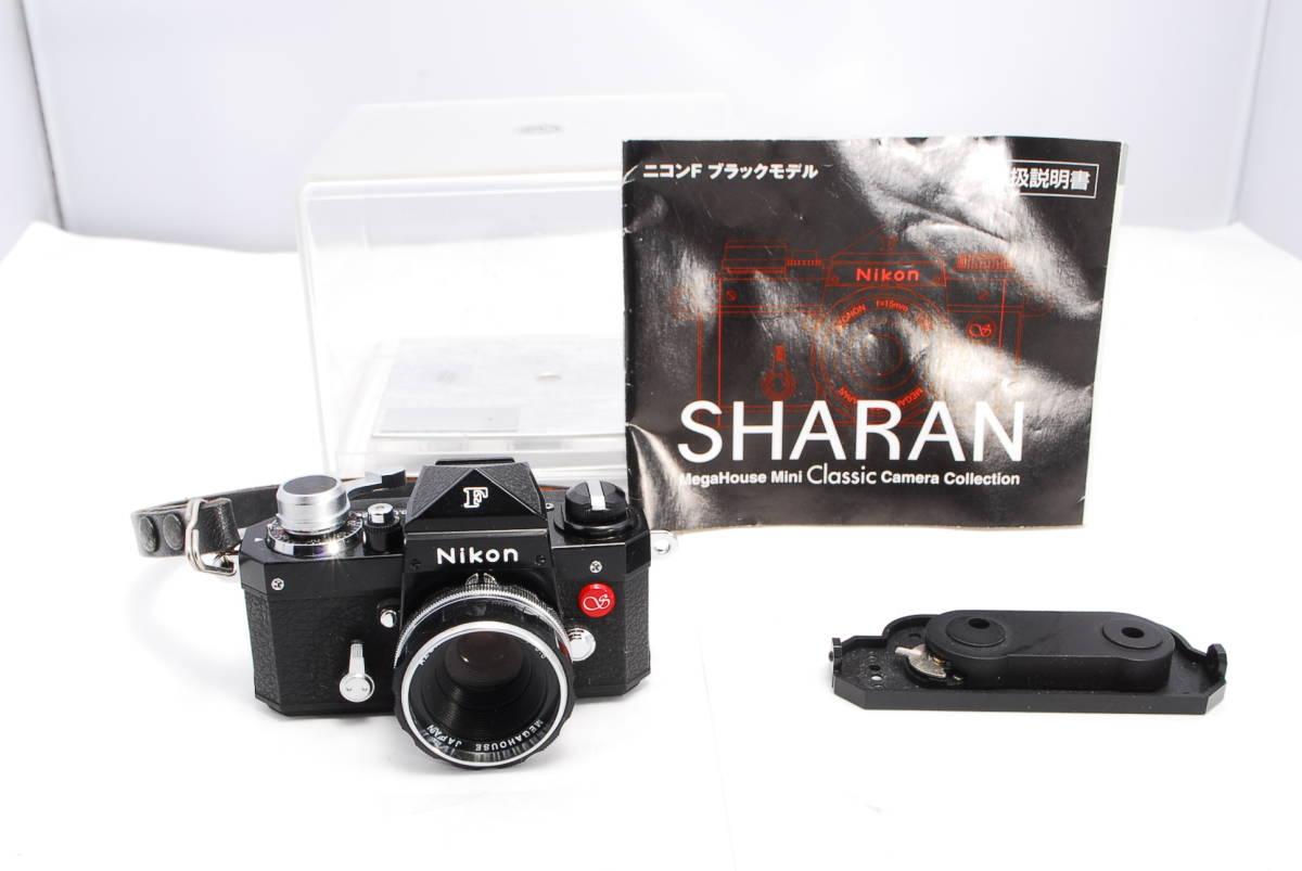 〓外観綺麗 ケース ストラップ付〓シャラン SHARAN Nikon ニコン F