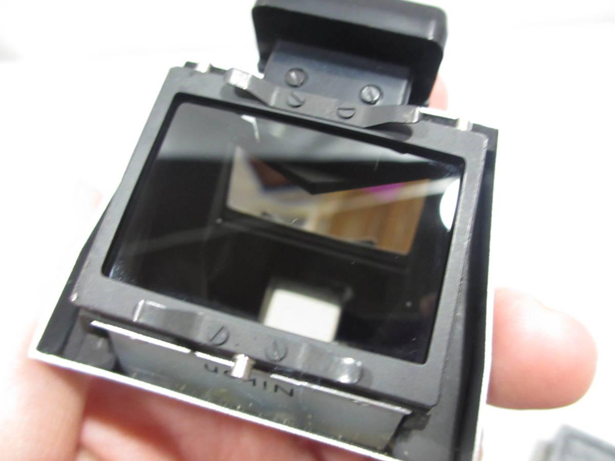 【ニコン】Nikon F アイレベルファインダー 中古 現状品 カメラ用品 一眼レフ _画像6