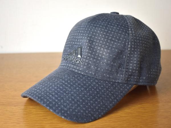 ★未使用品★adidas アディダス CLIMACOOL キャップ お洒落デザイン 帽子 各種スポーツ レジャーに G85