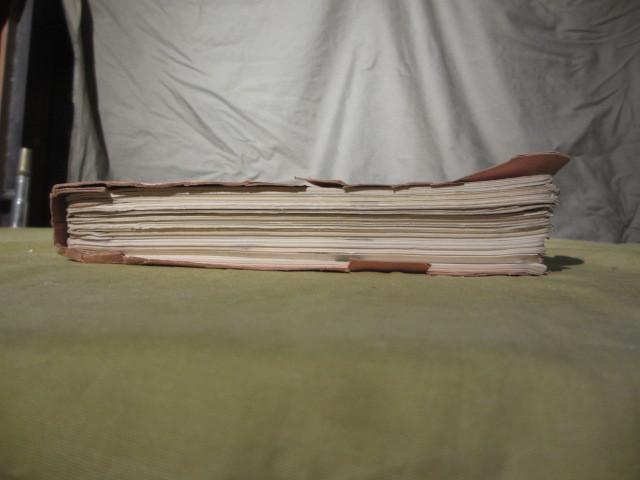 昭和58年~60年 「ソニー製品 サービスガイド」スクラップアルバム・・・テレビが多い・・・大判回路図も多数 (1983年~85年)_画像2