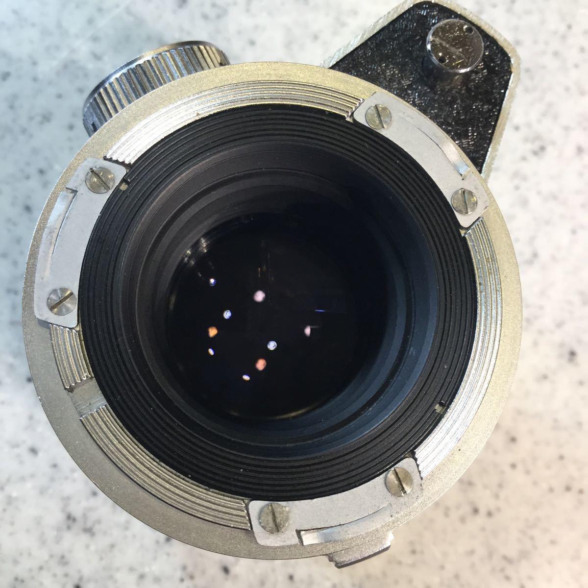 アルパ アンジェニー 90/2.5 ANGENIEUX ALPA 90mm フロントキャップ付_画像6