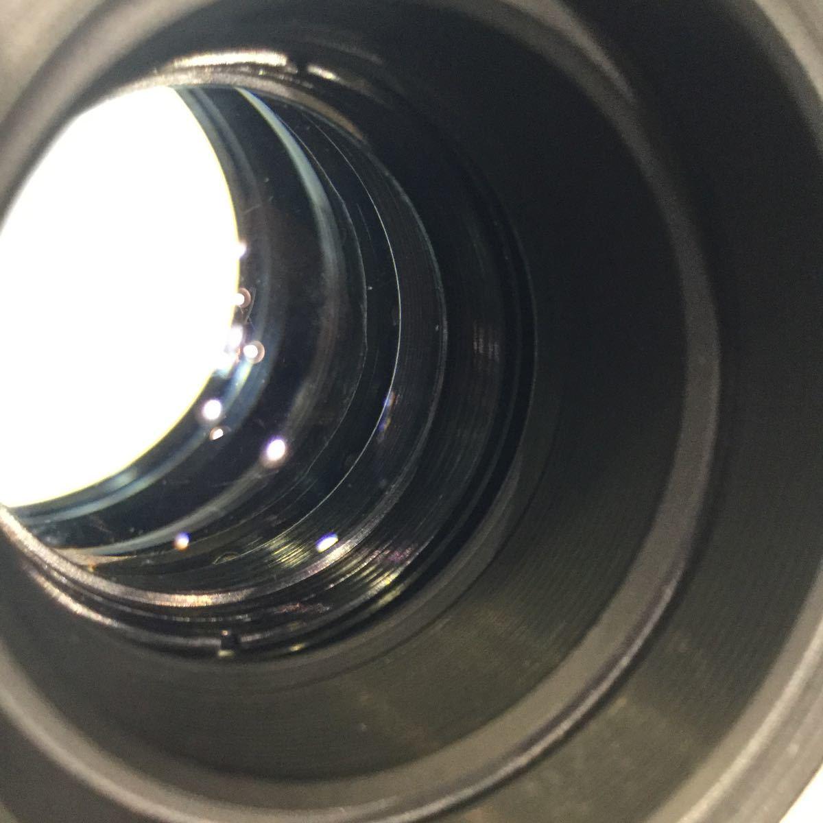 アルパ アンジェニー 90/2.5 ANGENIEUX ALPA 90mm フロントキャップ付_画像8