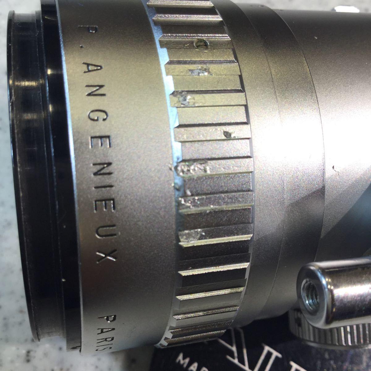アルパ アンジェニー 90/2.5 ANGENIEUX ALPA 90mm フロントキャップ付_画像3