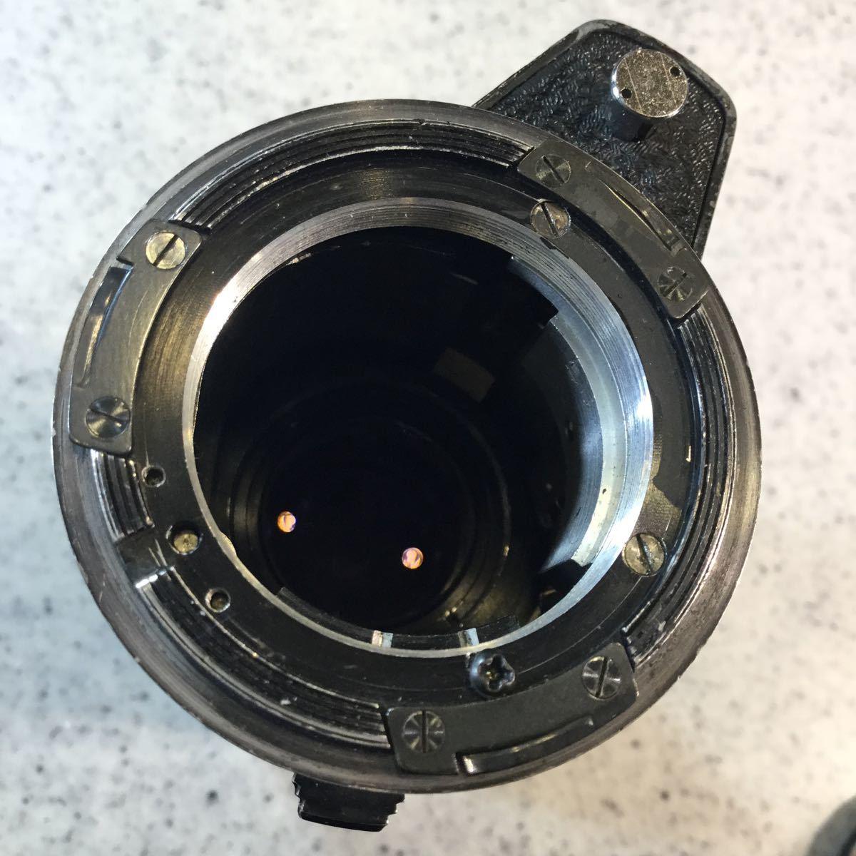 アルパ アンジェニー 180/4.5 ANGENIEUX ALPA 180mm フロントキャップ付_画像7