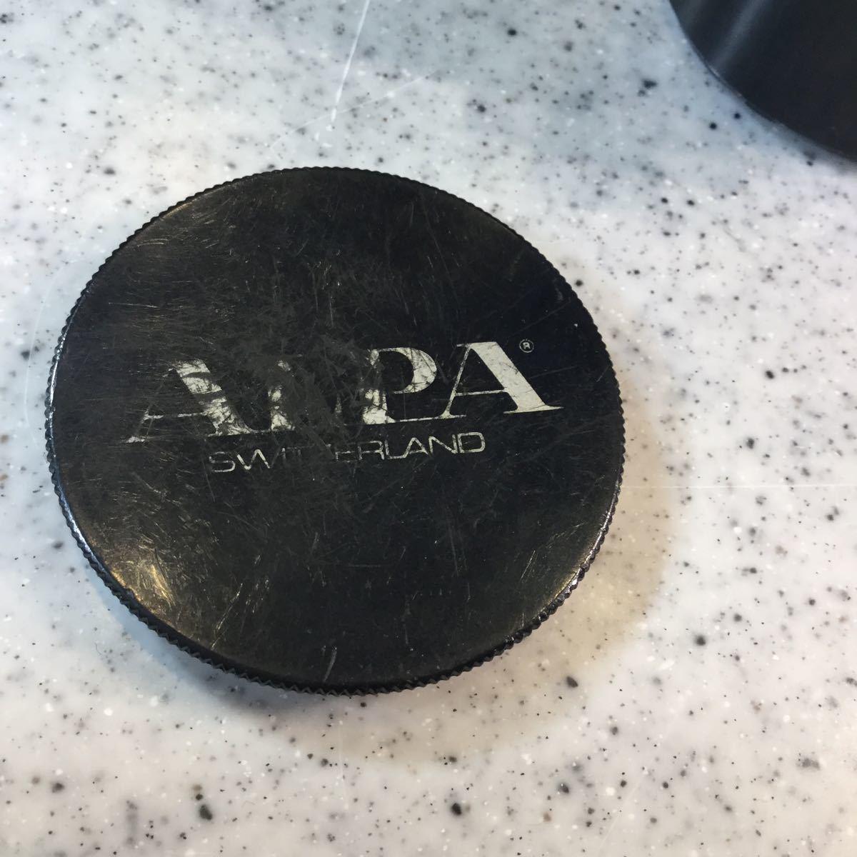 アルパ アンジェニー 180/4.5 ANGENIEUX ALPA 180mm フロントキャップ付_画像9