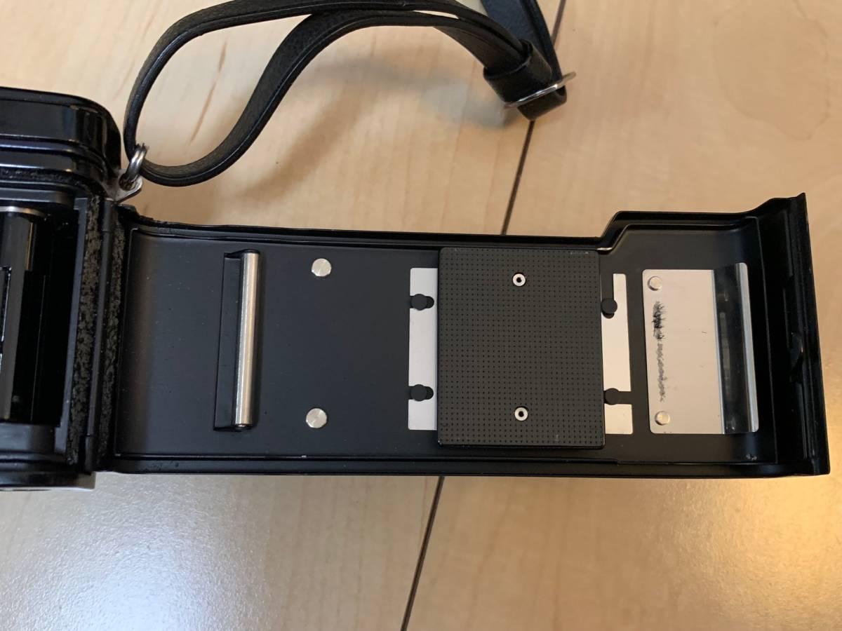 ■シャッター確認済み OLYMPUS PEN-FT F.Zuiko Auto-s 38mm 1.1.8 レンズ付 コレクター放出品 美品_画像9