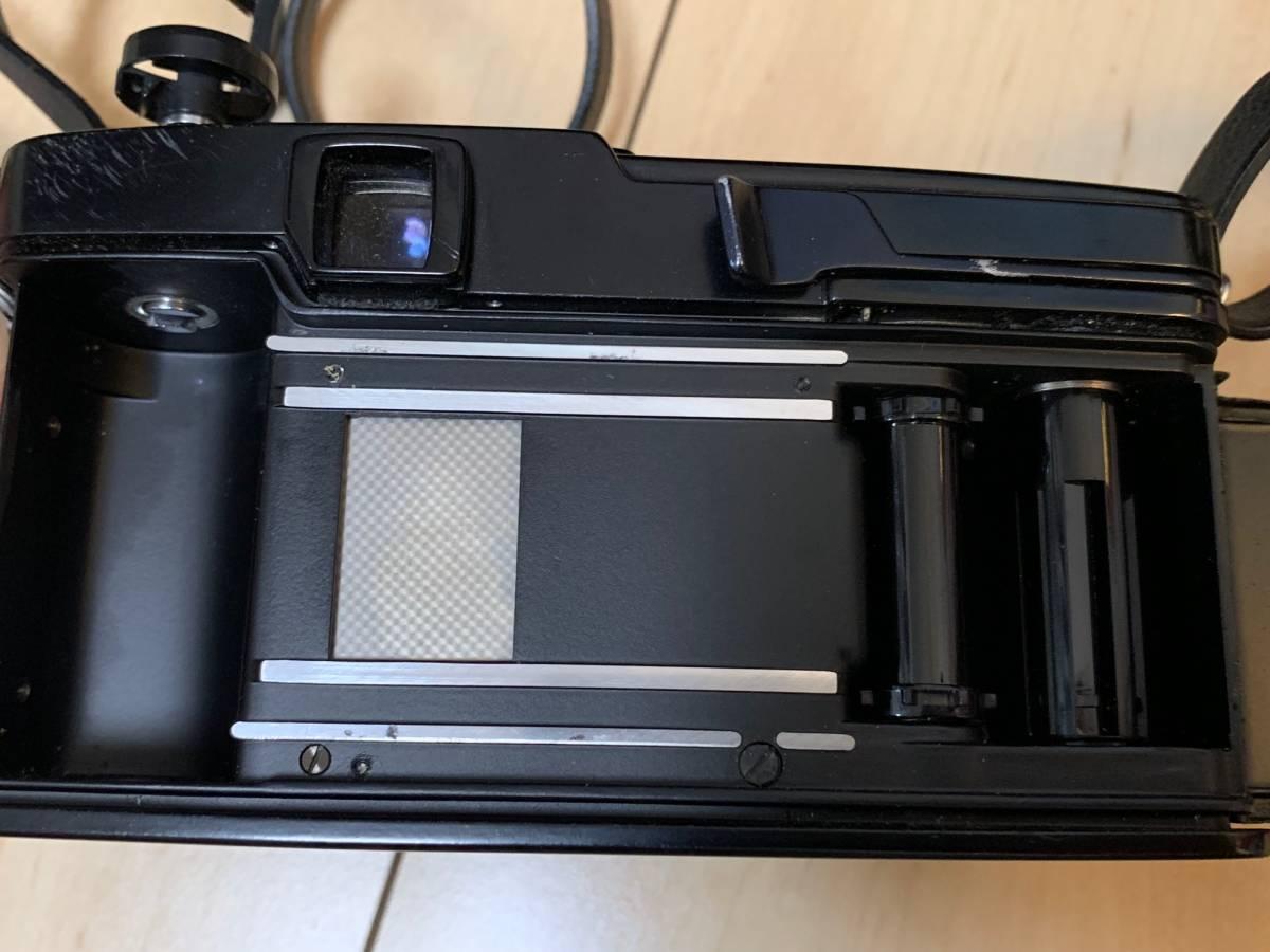 ■シャッター確認済み OLYMPUS PEN-FT F.Zuiko Auto-s 38mm 1.1.8 レンズ付 コレクター放出品 美品_画像8