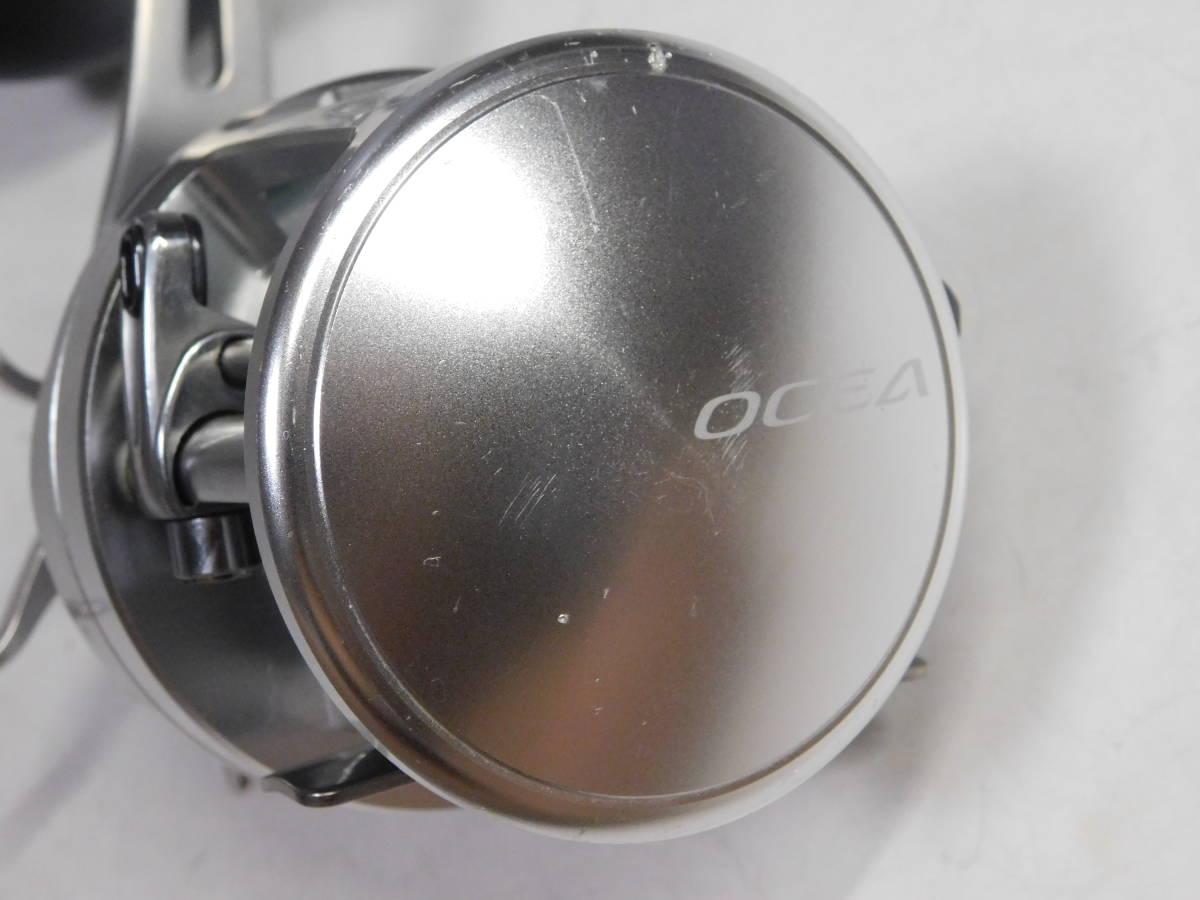 良品 シマノ 13 オシアカルカッタ 300HG_画像2