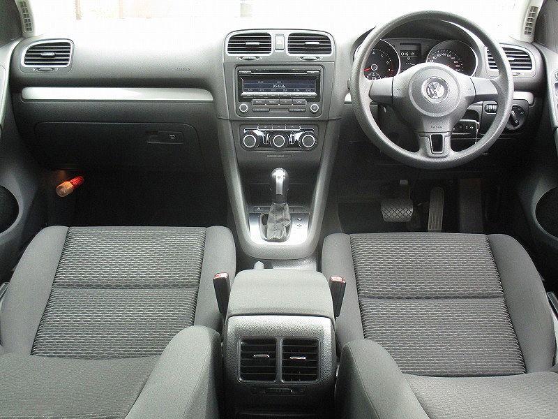 「☆11y VWゴルフ6 TSIトレンドライン ターボ DSG7速改修済み ウインカーミラー タイミングチェーン車両 機関好調 車検 令和4年3月9日」の画像3