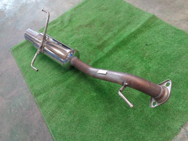 10系列Alphard ANH 10 ANH 15 MNH 10 MNH 15 AS MS外部消聲器不銹鋼運動型後消音器炸彈殼後部消聲器 編號:u237713790