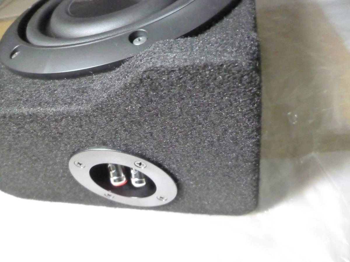 保証有/パイオニア カロッツェリア carrozzeria TS-W2020 20cmサブウーハー UD-SW200D専用BOX付き/カナレ4S6高級SP-K5m付/安いヤフネコ発送_画像7