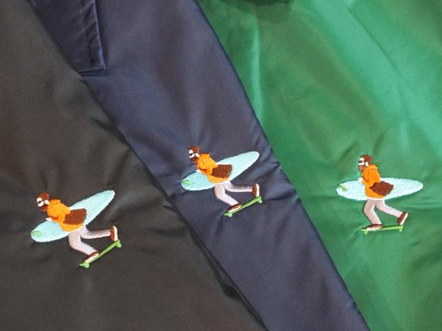 新品 XLサイズ TES エンドレスサマー カリフォルニア コーチジャケット ネイビー The Endless Summer CALIFORNIA CREW COACH JACKET NAVY_画像3