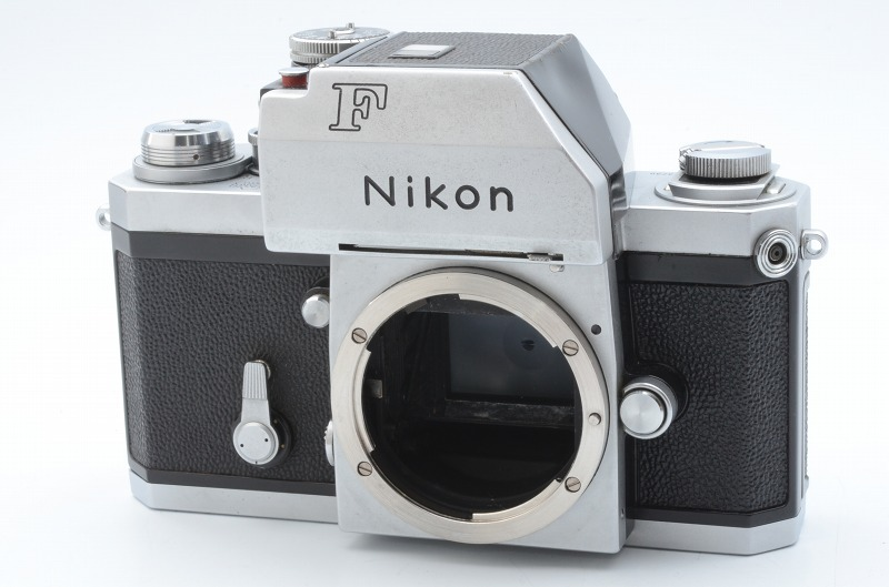 NIKON ニコン F フォトミック シルバー 初期型 #6733739