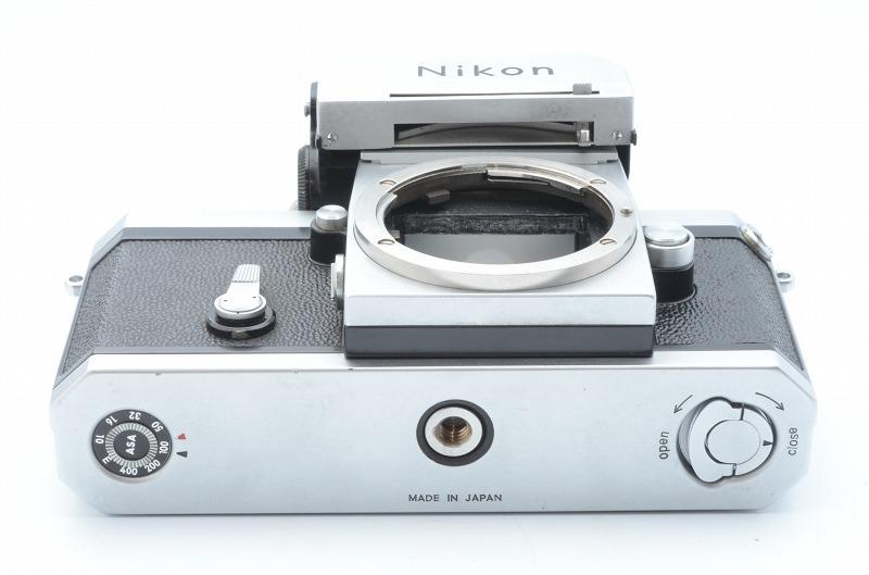 NIKON ニコン F フォトミック シルバー 初期型 #6733739_画像4