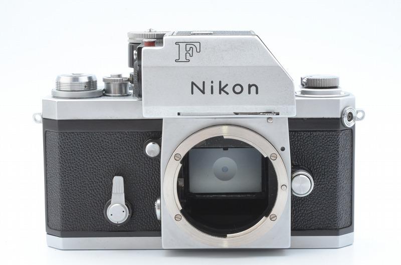 NIKON ニコン F フォトミック シルバー 初期型 #6733739_画像2