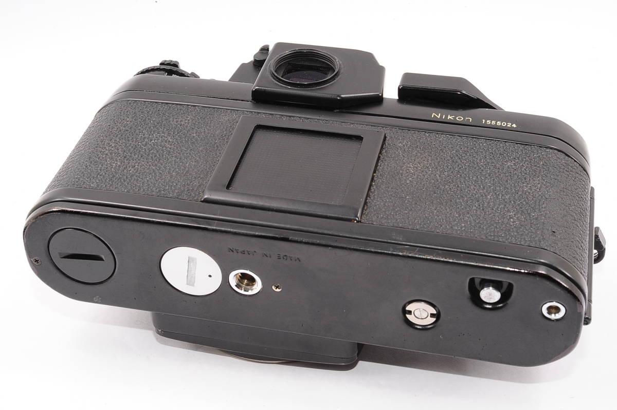 【美品】 ニコン エフ3 Nikon F3 ボディ - ブラック MF 一眼レフ [1555024] _画像3