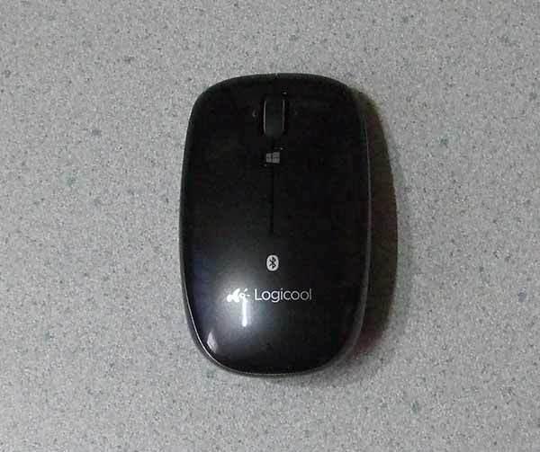 Logicool M557 Bluetooth ワイヤレス マウス_画像1