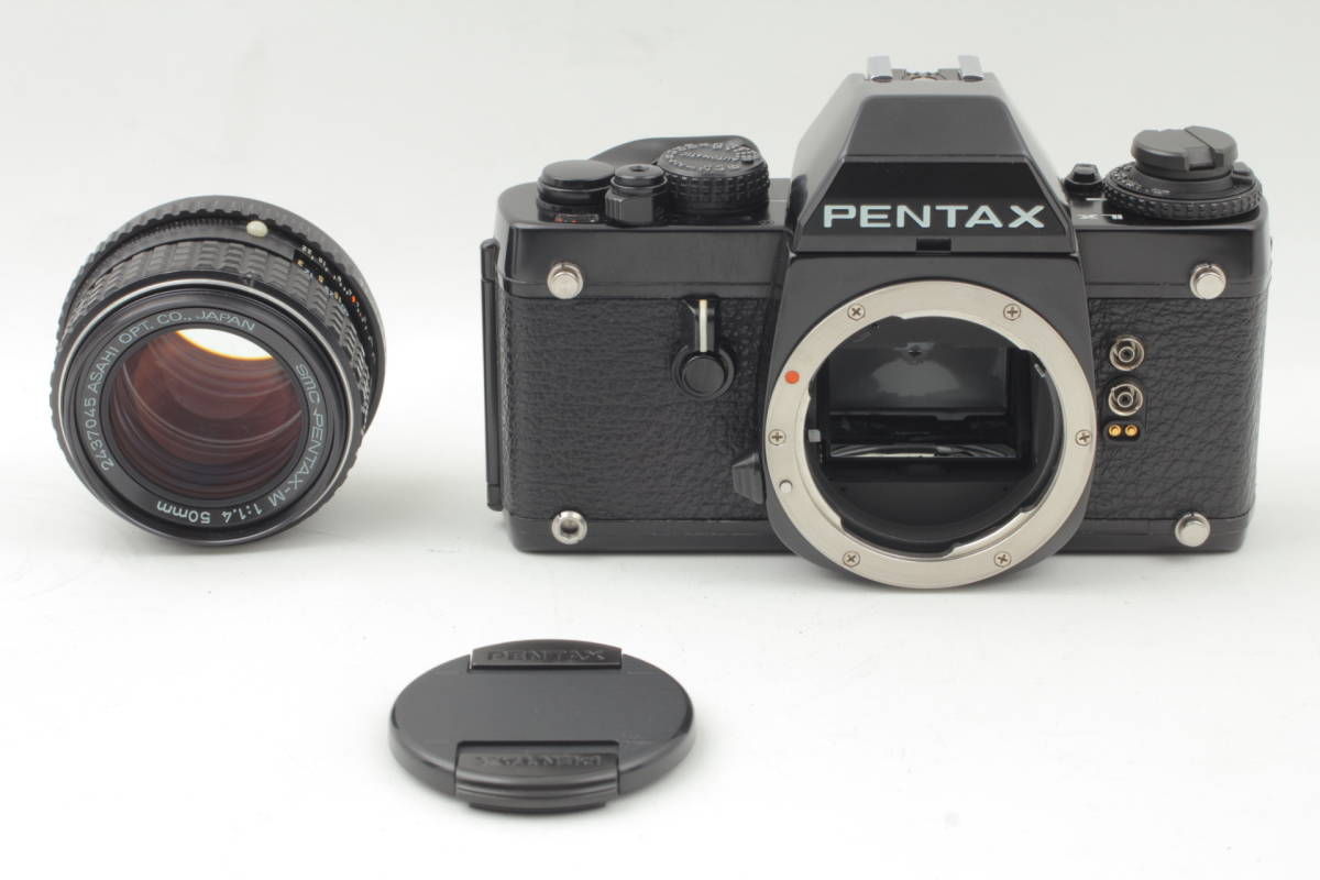 ペンタックス Pentax LX 50mm F1.4 レンズセット_画像4